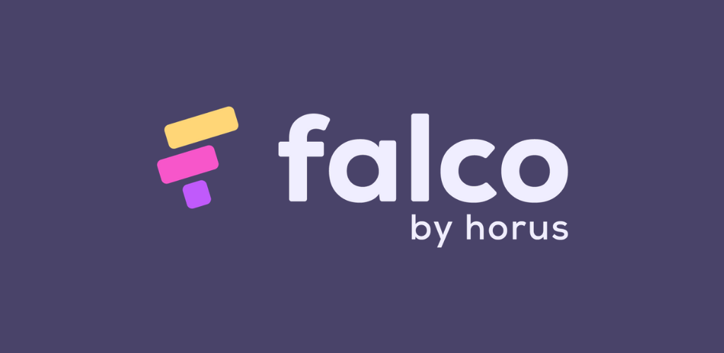 logo falco by horus